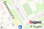Схема проезда до компании Южный в Барнауле