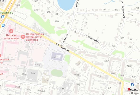 купить квартиру в ЖК ул. Гущина, 175