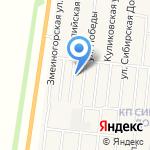 АлтайПринт на карте Барнаула