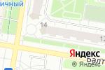 Схема проезда до компании Свадебный сезон в Барнауле
