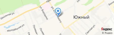 Lensomat на карте Барнаула