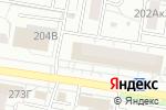 Схема проезда до компании Модница в Барнауле