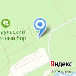 Штрафбат на карте Барнаула