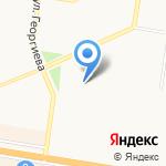 Текстильщик на карте Барнаула