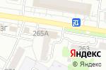Схема проезда до компании Neon в Барнауле