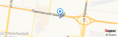 Мебель Кит на карте Барнаула
