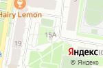 Схема проезда до компании Жилищная коммунальная инициатива в Барнауле