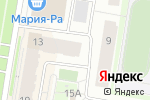 Схема проезда до компании Магазин секонд-хенд и стоковой одежды в Барнауле