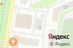 Схема проезда до компании Персона-Мед в Барнауле
