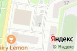 Схема проезда до компании Гарц в Барнауле