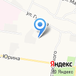 Алтайский институт повышения квалификации руководителей и специалистов АПК на карте Барнаула
