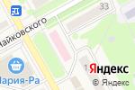 Схема проезда до компании Городская больница №10 в Барнауле
