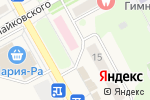 Схема проезда до компании Детская поликлиника в Барнауле