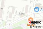 Схема проезда до компании Нэльт в Барнауле