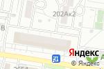 Схема проезда до компании Ногтевая студия в Барнауле