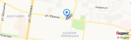 Банкомат Совкомбанк на карте Барнаула