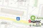 Схема проезда до компании Эсмеральдо в Барнауле