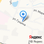 Рыбалка на карте Барнаула