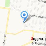 ЖСК-125 на карте Барнаула