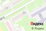 Схема проезда до компании КарДента в Барнауле