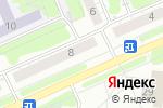 Схема проезда до компании Джус в Барнауле