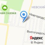 Отдел полиции №2 Управления МВД России по г. Барнаулу на карте Барнаула