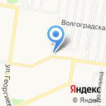 100Сервис на карте Барнаула