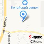 Дачная Жизнь на карте Барнаула
