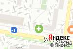 Схема проезда до компании Суши Wok в Барнауле