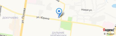 Красиво жить на карте Барнаула