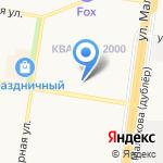 ЭкоЯ на карте Барнаула