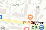 Схема проезда до компании Совкомбанк, ПАО в Барнауле
