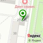 Местоположение компании Фимка