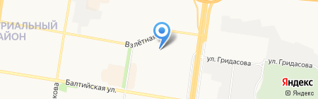Маркет Сервис на карте Барнаула