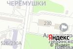Схема проезда до компании Поющая струна в Барнауле