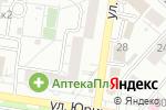 Схема проезда до компании Здравушка в Барнауле