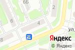 Схема проезда до компании Sowa в Барнауле