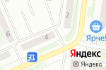 Схема проезда до компании Фотон в Барнауле