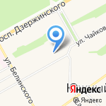 Датапро на карте Барнаула