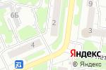 Схема проезда до компании Цветочная лавка в Барнауле