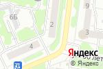 Схема проезда до компании Министерство праздников в Барнауле