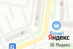 Схема проезда до компании ПрофиПласт в Барнауле