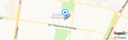 Архитектор плюс на карте Барнаула