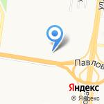 Для Вас на карте Барнаула