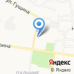 АК Электрикофф на карте Барнаула