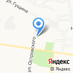 СтройКерамика на карте Барнаула