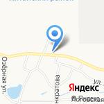 Прогресс-АйТи на карте Барнаула