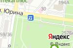 Схема проезда до компании Каток в Барнауле