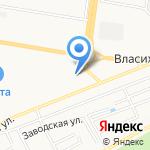 Кофе-Варка на карте Барнаула