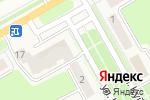 Схема проезда до компании Сеть обувных магазинов в Барнауле